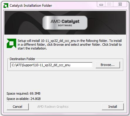 Скачать драйвер ATI Radeon HD 4350 бесплатно