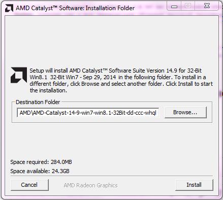 скачать драйвер для Radeon Hd 5470 для Windows 7 - фото 8