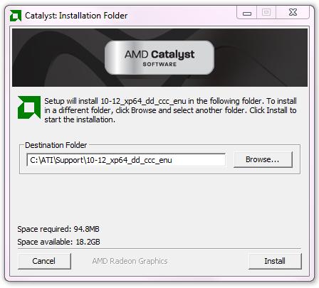 Amd Radeon R5 200 Series драйвер скачать C официальный сайт - фото 7