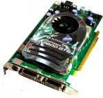 Nvidia Geforce 8600 GT