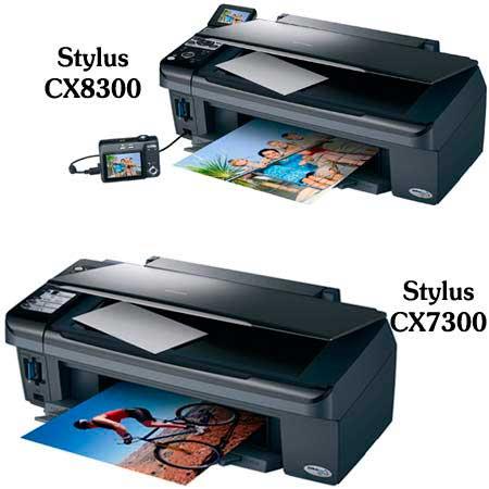 Epson Stylus CX7300