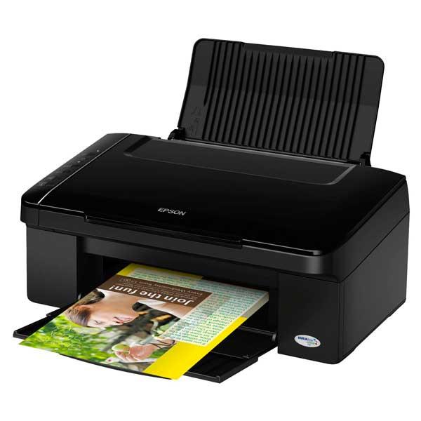 Скачать драйвер на принтер epson tx117