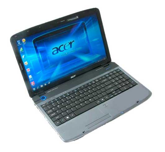 Acer Aspire 5513 - драйвер видеокарты