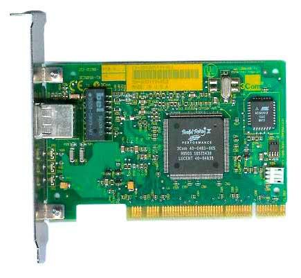 Драйвер сетевой карты 3C905C-TX-M 3COM