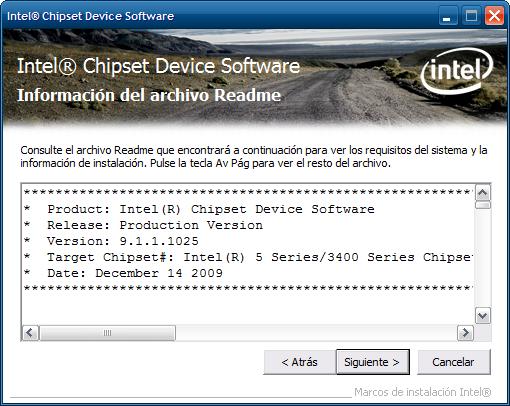 скачать драйвер на чипсет Intel - фото 7