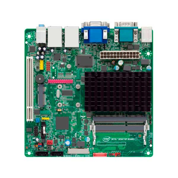 Intel Desktop Board D946GZIS Graphics Media Accelerator