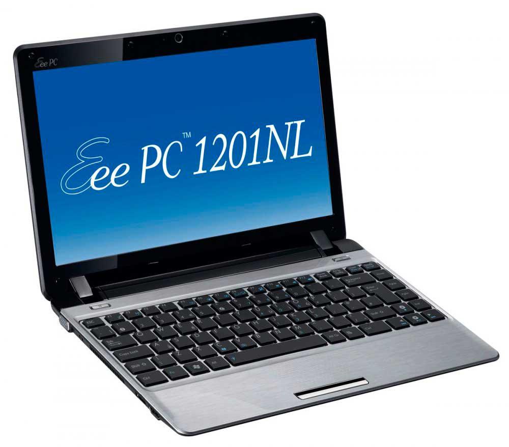 Asus Eee PC 1201NL Notebook Nvidia VGA