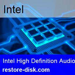 Intel High Definition Audio HDMI 15.16.6.2025
