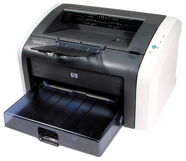 Драйвер для струйного принтера hp 1360