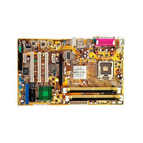 Asus P5PL2 Audio