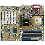 Asus P4P800 SE Bios