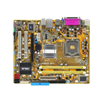 Asus P5GZ-MX BIOS