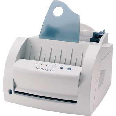 LEXMARK Printer E210