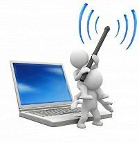 Подключение Ноутбука к сети и к Интернету
