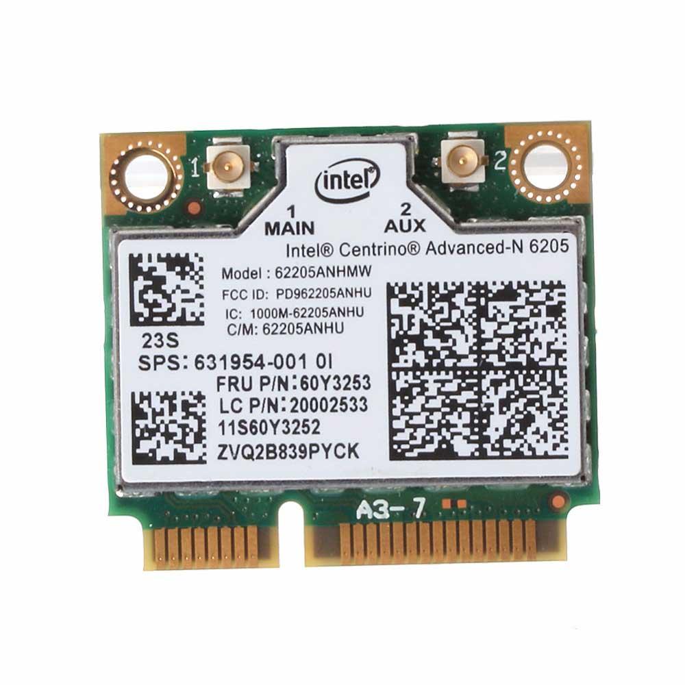 Intel WLAN для Lenovo G400 / G500