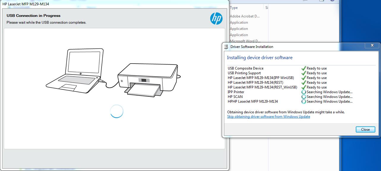 Драйвер HP LaserJet Pro m129