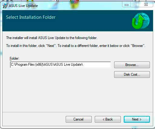 ASUS LIVE UPDATE DRIVERS WINDOWS 7 (2019)