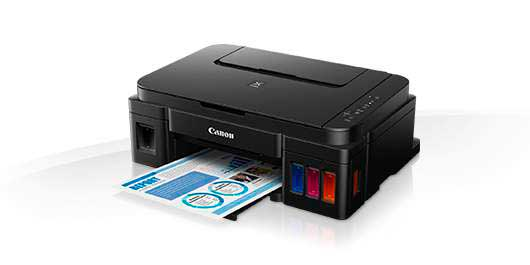 Canon PIXMA G2400 драйвер