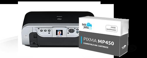 Canon PIXMA MP450 драйвер скачать