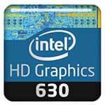Intel HD Graphics 630